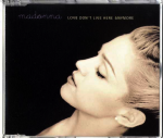 LOVE DON'T LIVE HERE ANYMORE - GERMANY CD SINGLE
